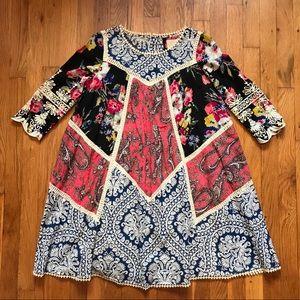 Anthropologie Vanessa Virginia Inez Dress NWT